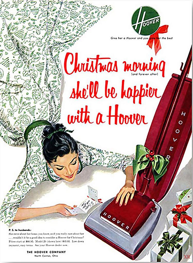 vintage ad husband funny feminist