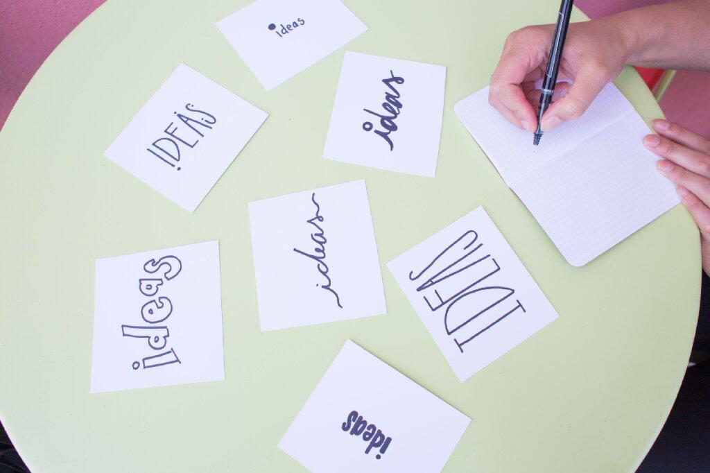 Idea notes - Death to Stockphoto